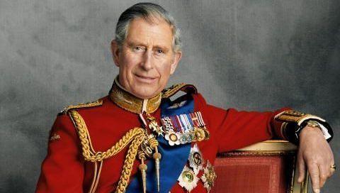 Prince Charles, Prince of Wales poses for an official portrait to mark his 60th birthday, photo taken on November 13, 2008 in London, England. (Photo by Hugo Burnand-Pool/Getty Images)