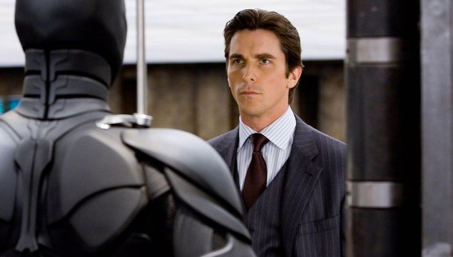 Not only is Christian Bale Batman but he\'s also from the UK! Did you know ?