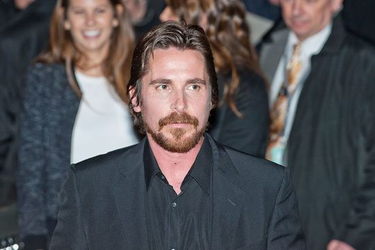 Did you know Batman, Christian Bale is British?!