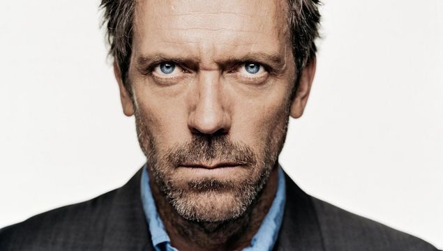 Did you know House MD is British?! He\'s a beloved comic British actor and music Hugh Laurie.