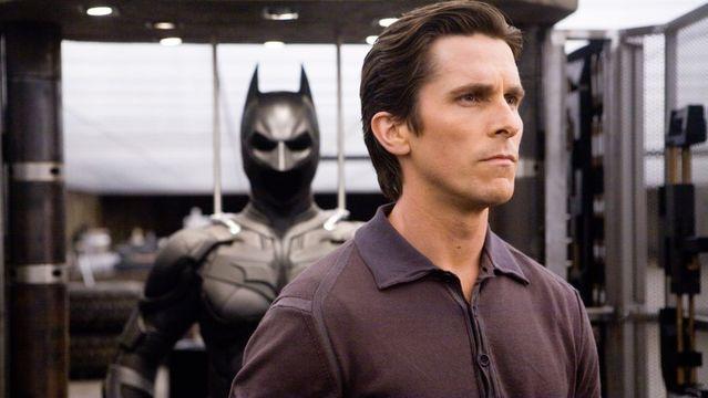 Did you know Batman, Christian Bale is British?! Yup! Batman\'s a Brit!