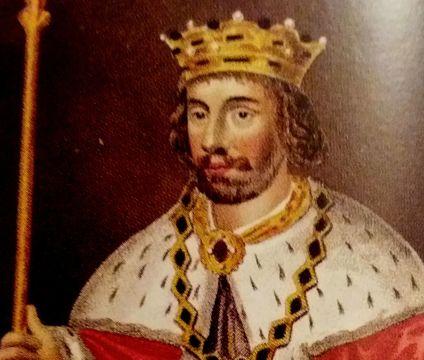 The King of England, Edward II.