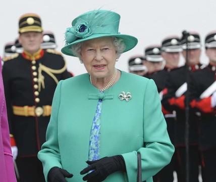 Her Royal Highness, Queen Elizabeth II.