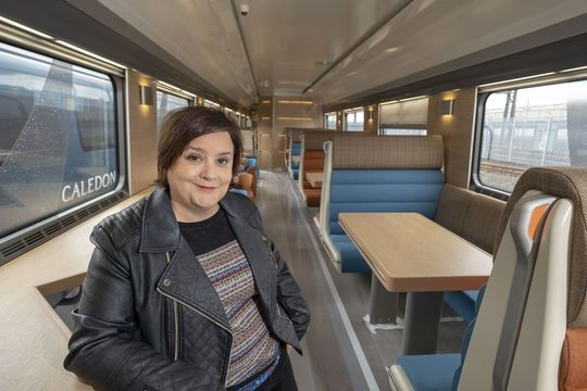 Who Is The New Voice Of The Caledonian Sleeper British