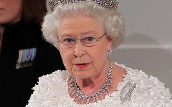 Queen Elizabeth II, or Gan Gan as Prince George calls her.