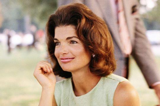 Jacqueline Kennedy Onassis.