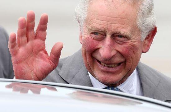 Prince Charles, Prince of Wales.