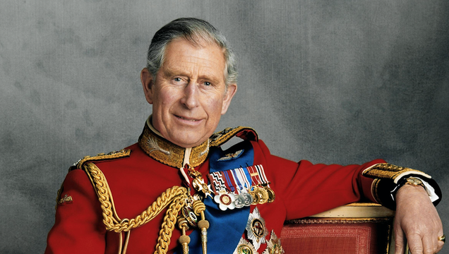 Prince Charles, Prince of Wales poses for an official portrait to mark his 60th birthday, photo taken on November 13, 2008 in London, England