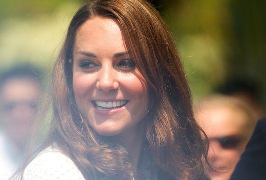 Catherine, Duchess of Cambridge, known as Kate Middleton.