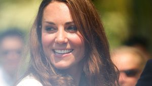 Catherine, Duchess of Cambridge, known as Kate Middleton.