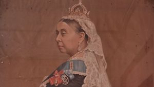 Thumb a portrait of queen victoria  1819 1901  via mediajet creative commons