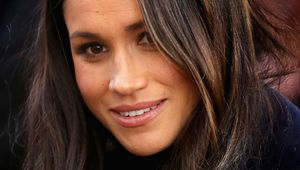 Meghan Markle attends the Terrance Higgins Trust World AIDS Day charity fair at Nottingham Contemporary on December 1, 2017 in Nottingham, England.