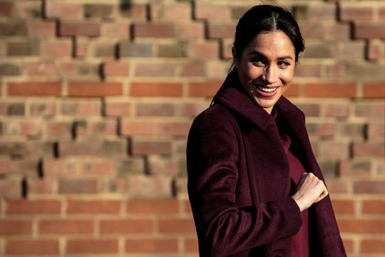 Meghan, Duchess of Sussex visits the Hubb Community Kitchen to see how funds raised by the \'Together: Our Community\' Cookbook are making a difference at Al Manaar, North Kensington on November 21, 2018
