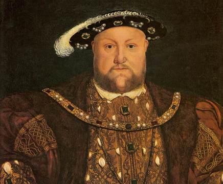 King Henry VIII.