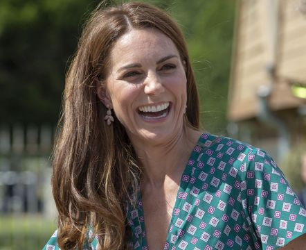 Kate Middleton, aka Catherine, Duchess of Cambridge.