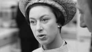 Princess Margaret, Countess of Snowdon.
