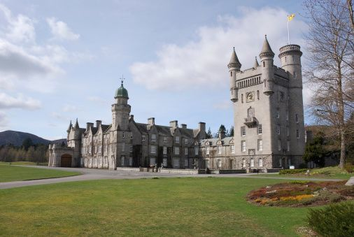 Balmoral Castle, Ballateer, United Kingdom.