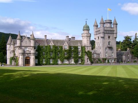 Balmoral Castle, Ballateer, UK
