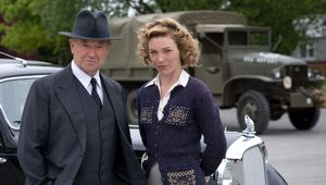 A promo shot for the TV show, Foyle\'s War.