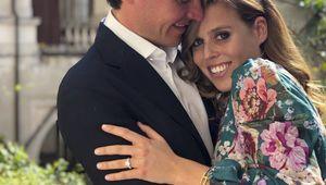 Princess Beatrice and her fiancee, Edoardo Mapelli Mozzi.