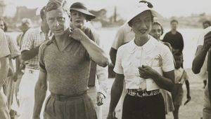 Thumb king edward viii and mrs simpson on holiday in yugoslavia  daily herald archive at the national media museum