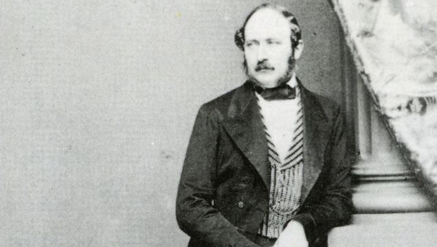 His Royal Highness Prince Albert Francis Charles Augustus Emmanuel of Saxe-Coburg-Gotha (1819 - 1861).