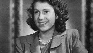 Princess Elizabeth photographed in 1947.