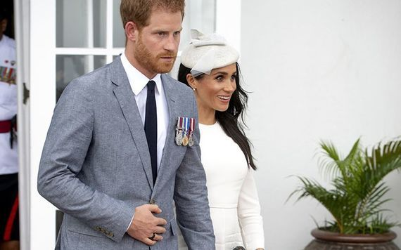 MI Meghan Markle Princess Harry walk 2019 Getty.jpg
