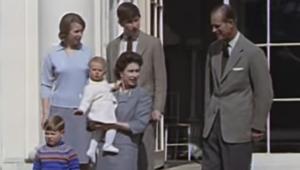 Thumb royal family at windsor british pathe youtube sill