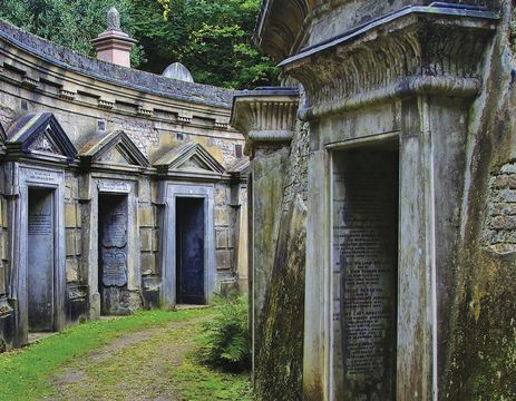 Best for tombstone tourists:Highgate Cemetery, London.