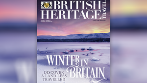 British Heritage Travel\'s November / December 2020 issue.