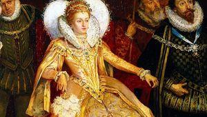 Thumb queen elizabeth i via   henry gillard glindoni   wellcome