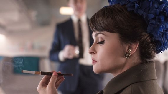 Princess Margaret in The Crown