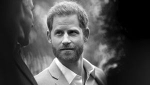 Harry, The Duke of Sussex.