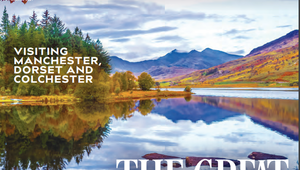 The Great Outdoors! British Heritage Travel\'s Jan / Feb 2021 issue.
