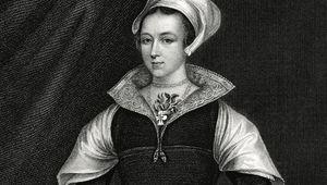 A portrait of Lady Jane Grey.