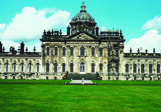 Castle Howard, in Northern Yorkshire.