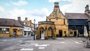 Sherborne, in Dorset.