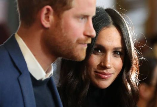 Prince Harry and Meghan Markle attend a reception for young people at the Palace of Holyroodhouse on February 13, 2018 in Edinburgh, Scotland. (Photo by Andrew Milligan - WPA Pool/Getty Images)