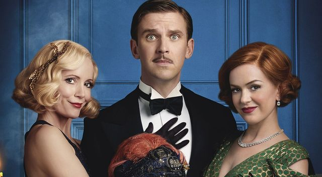 Leslie Mann, Dan Stevens, Isla Fisher and Dame Judi Dench star in Blythe Spirit.