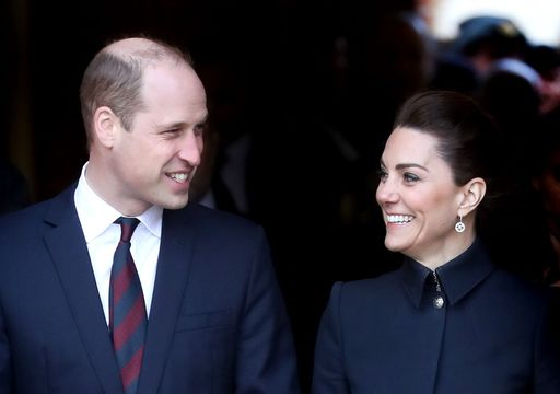 Prince William and Kate Middleton, the Duke and Duchess of Cambridge arrive in Ireland on Tuesday.