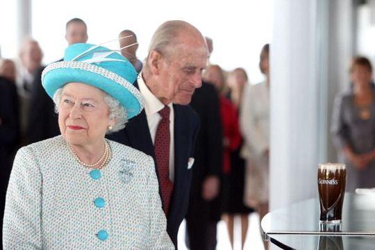 Queen Elizabeth in Ireland
