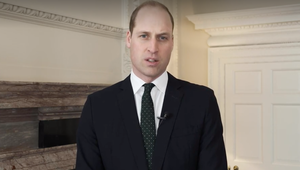 Prince William addresses the nation on COVID-19 and the National Emergency Trust.