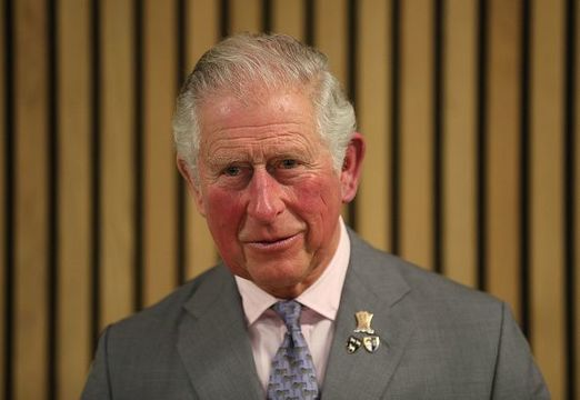 Prince Charles, the Prince of Wales.