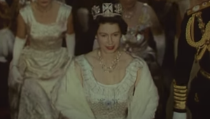 Thumb queen elizabeth ii nov 1960 house lords pathe youtube grab