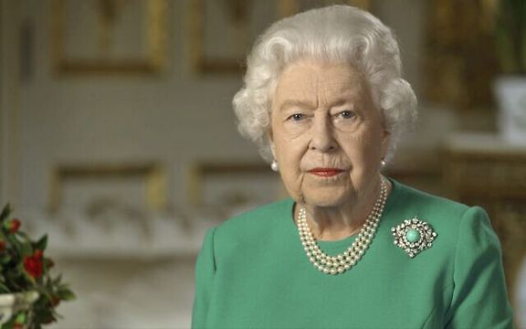 Queen Elizabeth II addresses the nation in a special broadcast to the United Kingdom and the Commonwealth in relation to the Coronavirus outbreak on April 05, 2020.