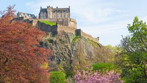 Thumb edinburgh castle   princes street castle