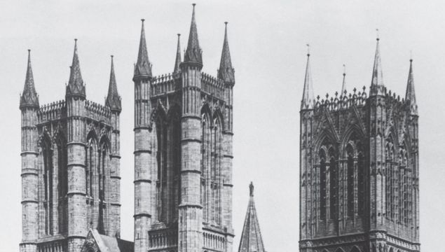 Ships of Heaven, The Private Life of Britain's Cathedrals, by Christopher Somerville.