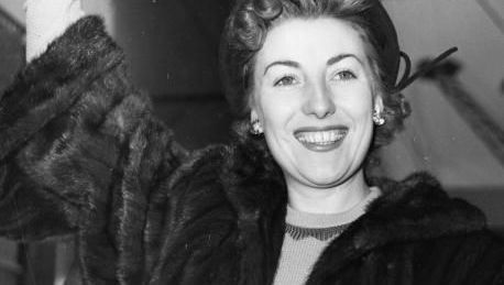 The iconic World War II singer, the Forces\' sweetheart, Dame Vera Lynn