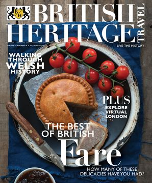 Check out the July / August 2020 British Heritage Travel print magazine.